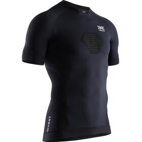 X-Bionic Invent 4.0 Run Speed Koszulka do biegania z krótkim rękawem Mężczyźni czarny